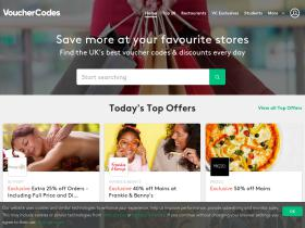 Vouchercodes.Co.Uk Promo Code